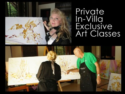 Private In- Villa Exclusive Art Classes
